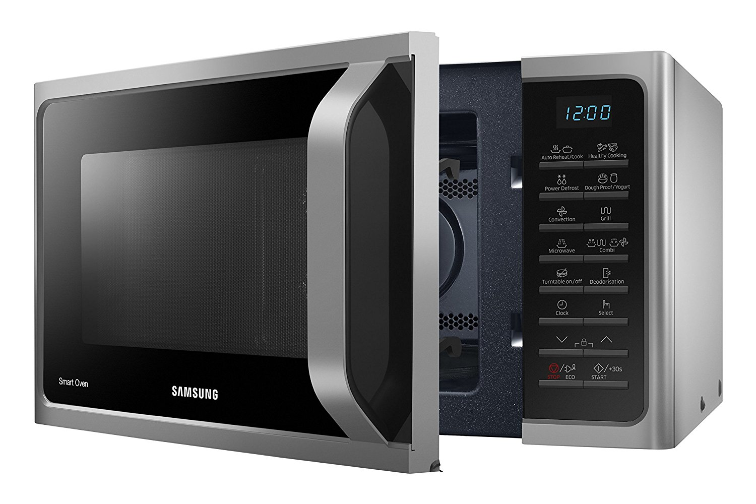 Samsung MC28H5015CS Forno a Microonde in offerta lampo a 111,34 ...